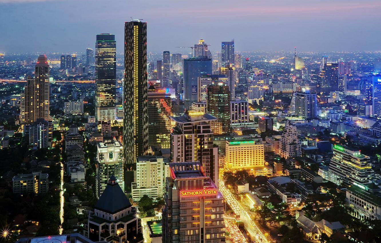 Обои бангкок. Города foto 17
