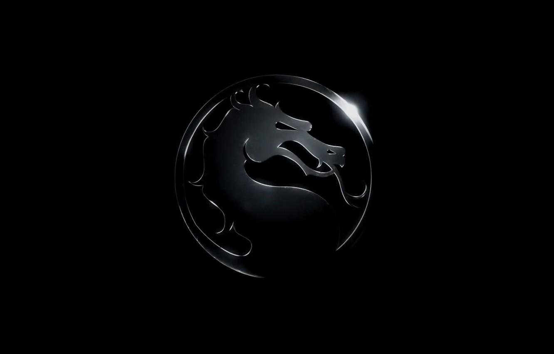 Обои логотип, смертельная битва, Mortal kombat x. Игры foto 6
