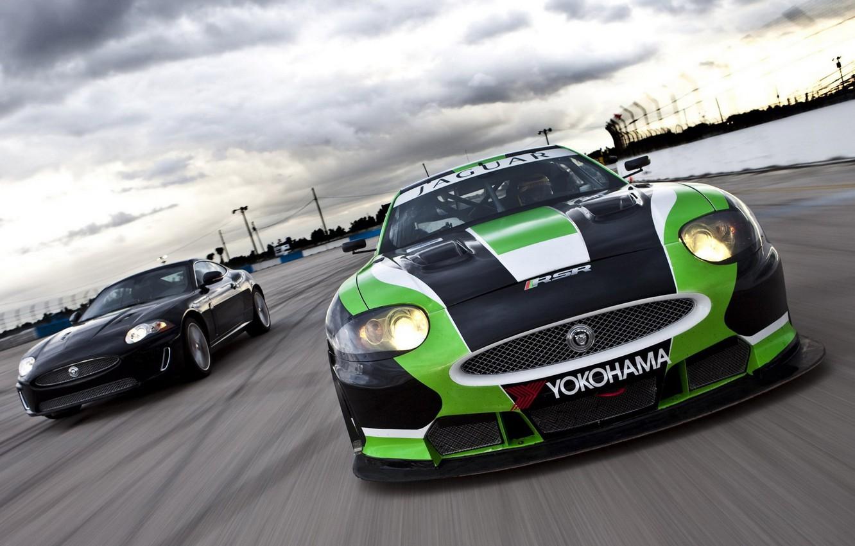Фото обои jaguar, rsr