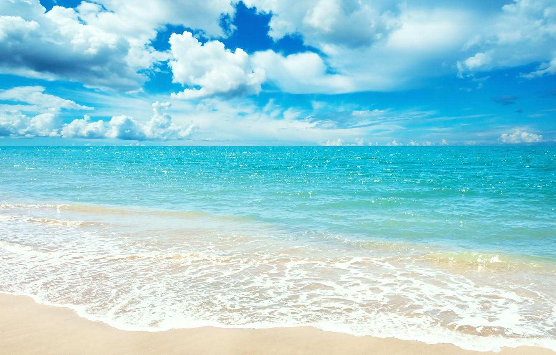 Море летом картинки красивые на рабочий стол