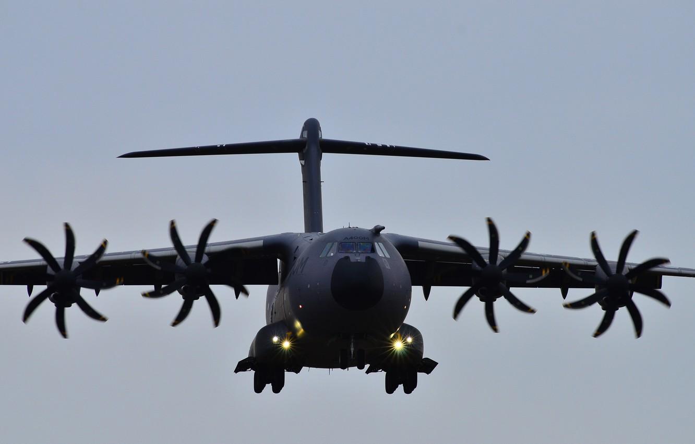 Обои military, airbus, transport, aircraft. Авиация foto 10