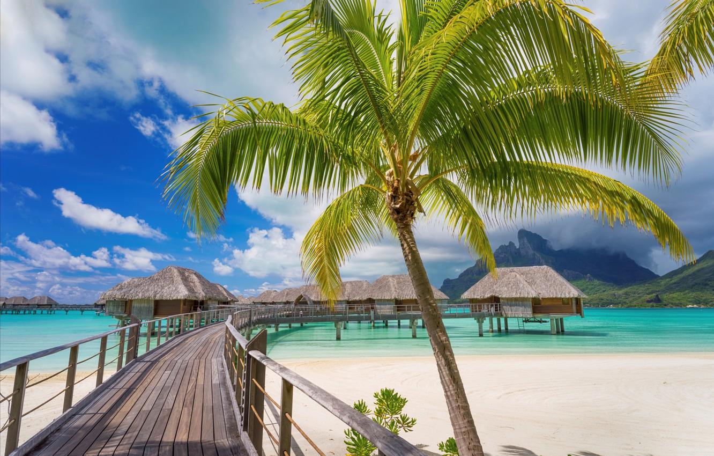 Картинки пляжей и островов