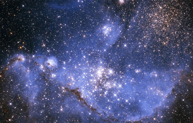 Фото обои Молодые Звезды, Малое, Магеланово, Облако