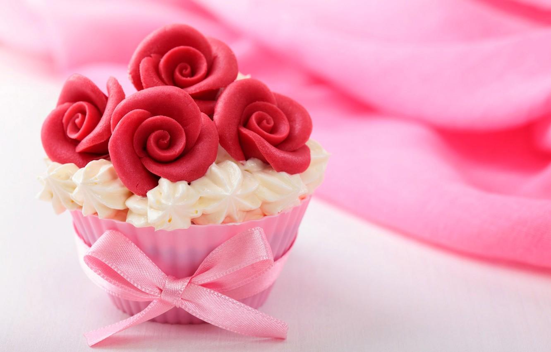 Фото обои еда, пирожное, cake, крем, десерт, food, сладкое, кексы, cream, dessert, muffins, cupcakes
