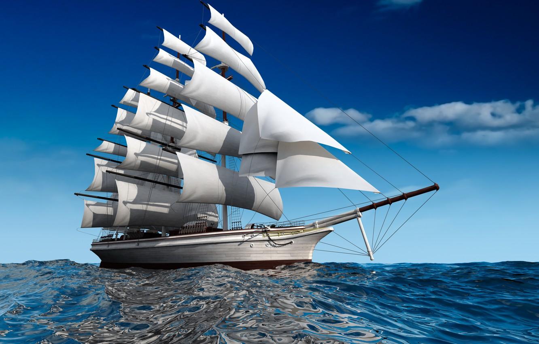 Обои Корабли. Разное foto 6