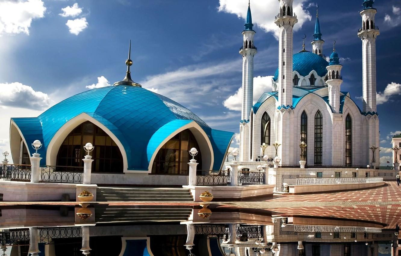Обои Татарстан, кул шариф, мечеть, Казань. Города foto 8