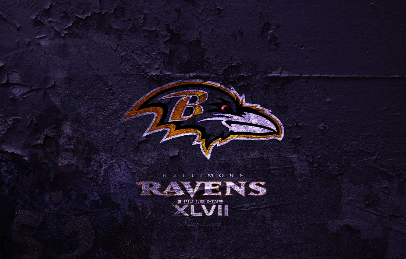Фото обои wallpaper, sport, background, america, usa, football, american, purple, rice, lewis, nfl, 2013, Baltimore, Ravens, ray, …