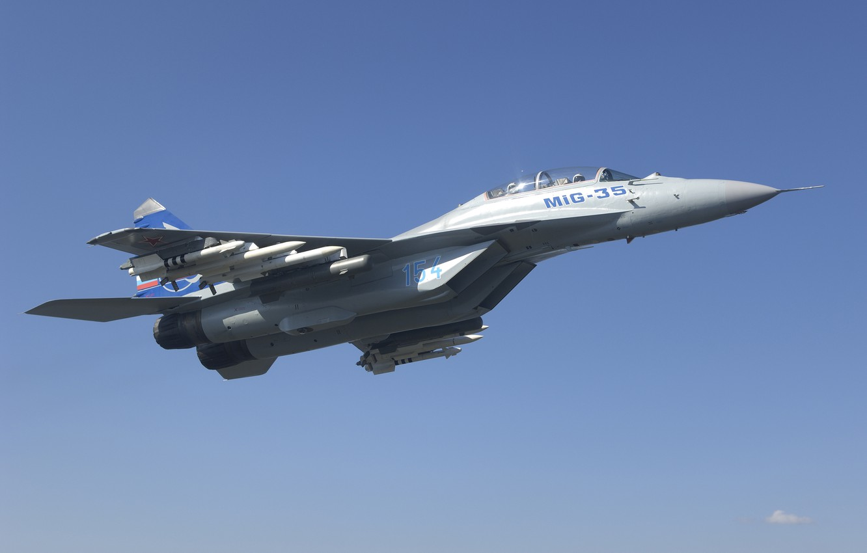 Обои МиГ 35, россия. Авиация foto 15