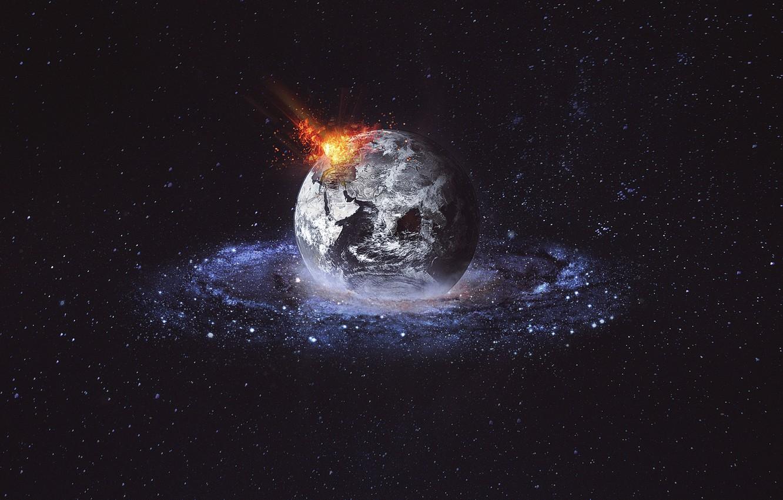 Фото обои космос, звезды, вселенная, планета, universe, созвездие, nebula