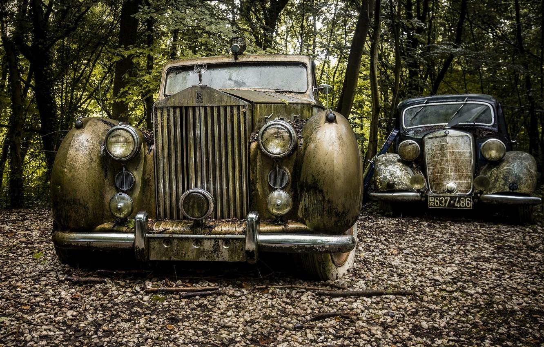Обои машины, лом. Автомобили foto 8