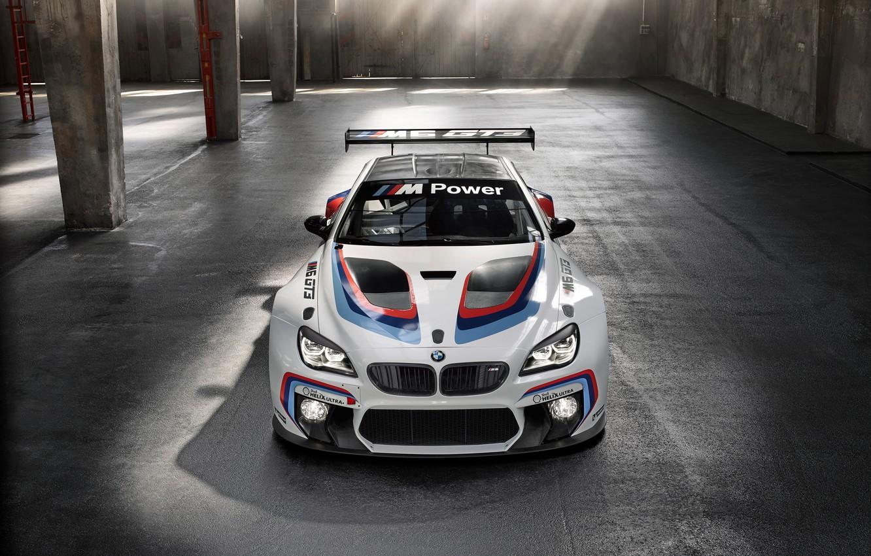 Фото обои спорт, бмв, BMW, GT3, Sport, F13, 2015