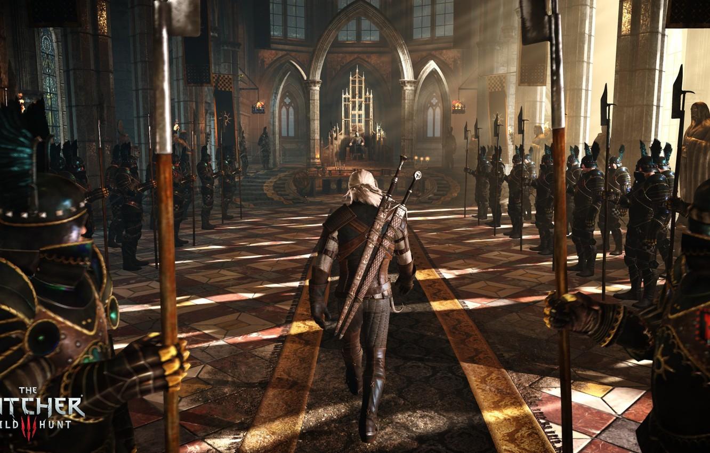 Фото обои Ведьмак, The Witcher, Геральт, CD Projekt RED, The Witcher 3: Wild Hunt, Geralt, Ведьмак 3: …