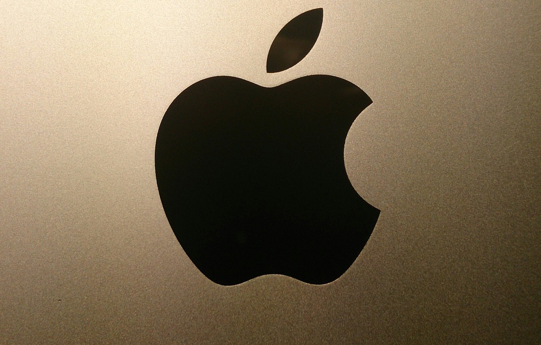 Фото обои Apple, Логотип, iPad, Планшет, Гаджет