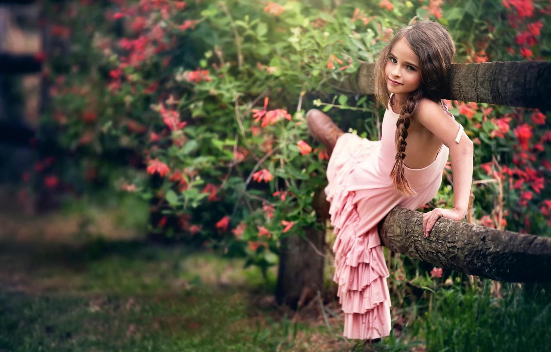 Обои платье, Девочка. Разное foto 14