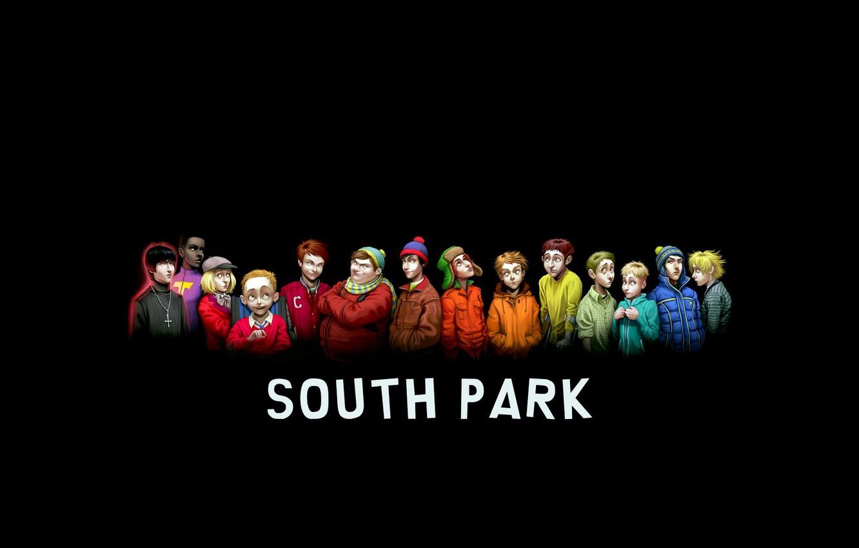 Обои мультик, south park, Южный парк. Фильмы foto 10