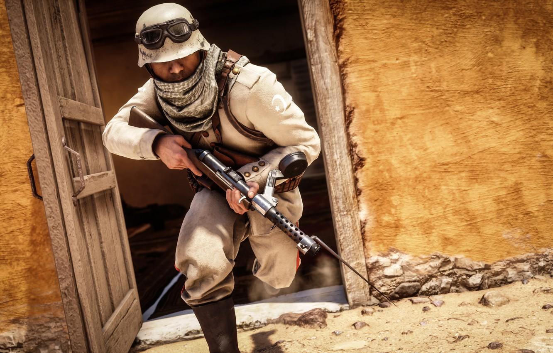 Обои воина, electronic arts, Battlefield 1, окопы. Игры foto 9