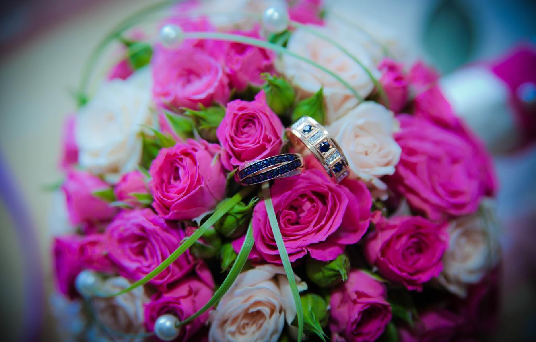 фото цветы с днем свадьбы хепберн