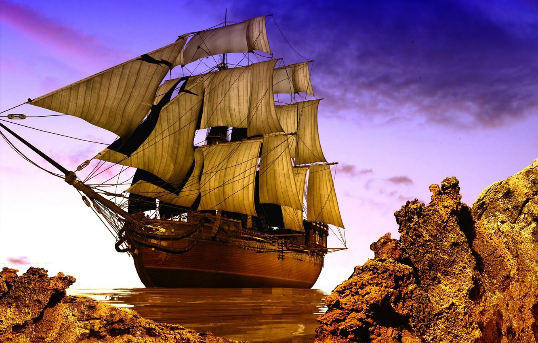 Старинные корабли картинки фрегаты купить букет