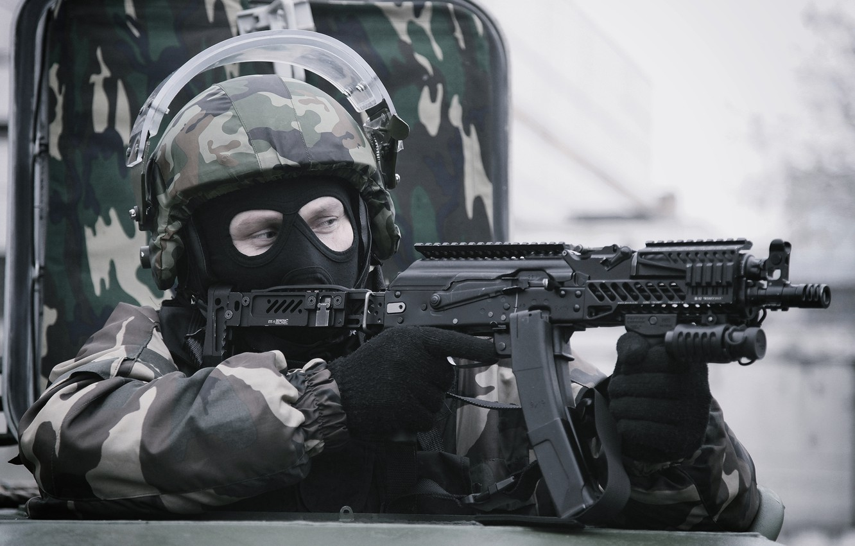 Обои ЦСН, солдат, МВД, спецназ картинки на рабочий