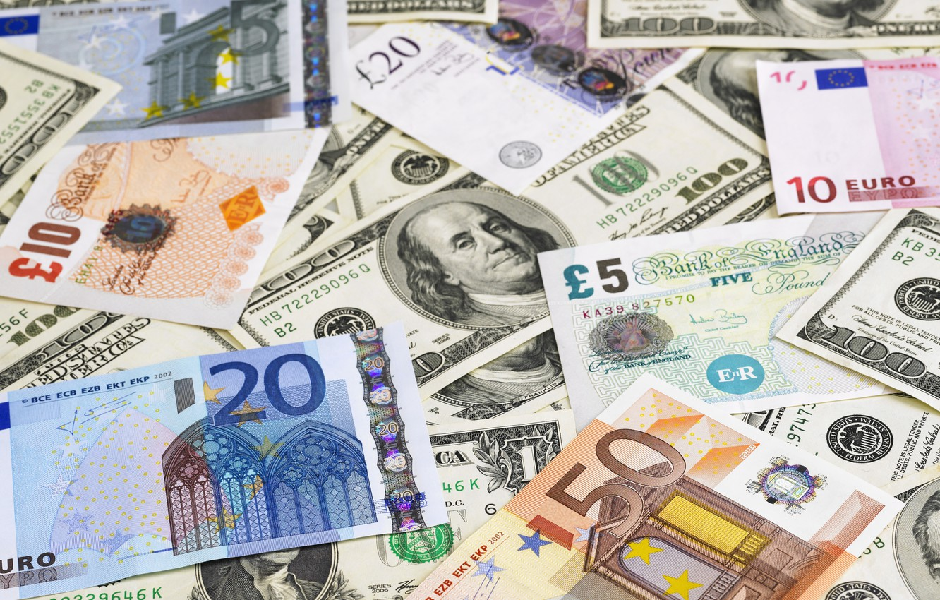 Фото обои money, paper, currency, value
