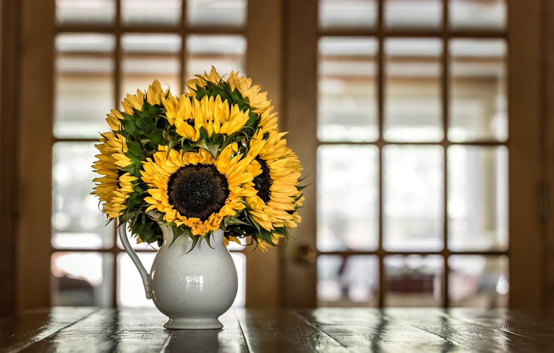 состояние чаще фото картинки цветы подсолнухи в вазах святая нина