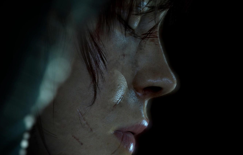 Фото обои Quantic Dream, Эллен Пейдж, Beyond: Two Souls, Ellen Page, Jodie Holmes, Джоди Холмс, За гранью: …