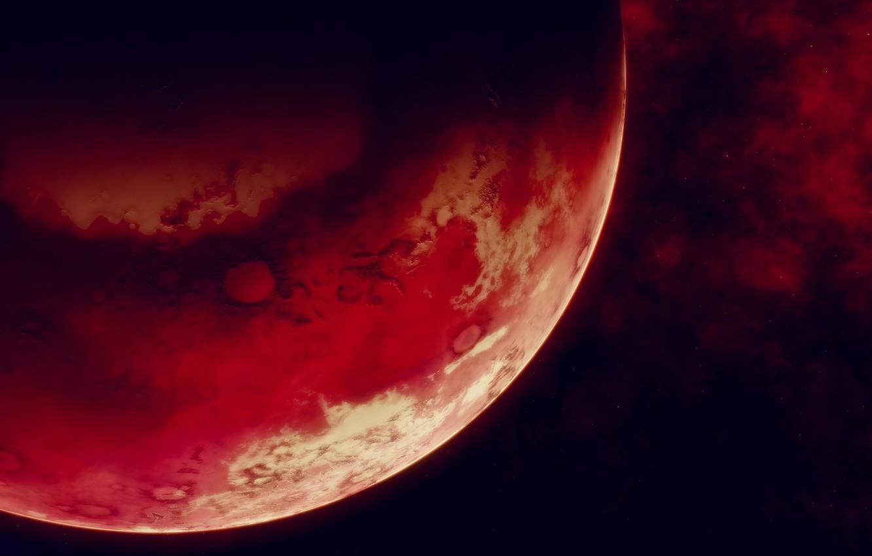 красная планета картинки на рабочий стол означает, что владельца