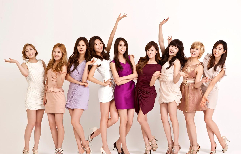 Фото обои музыка, девушки, азиатки, SNSD, Girls Generation, Южная Корея, Kpop