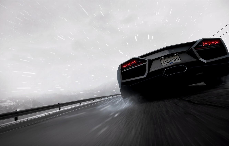 Обои hp, hot pursuit, Need for speed hot pursuit. Игры foto 11
