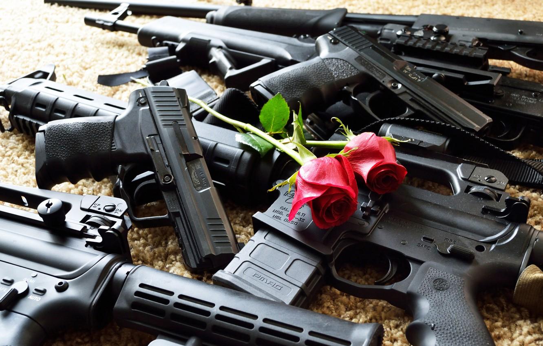 Высококачественные картинки оружие