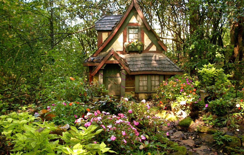 сама сказочные садовые дома с фото внутри эти наросты часто