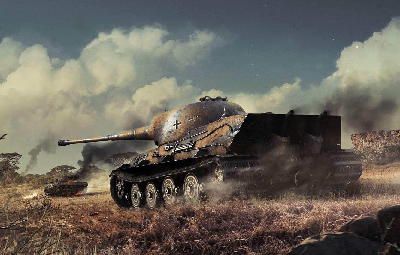 Обои мир танков, World of tanks. Игры foto 17