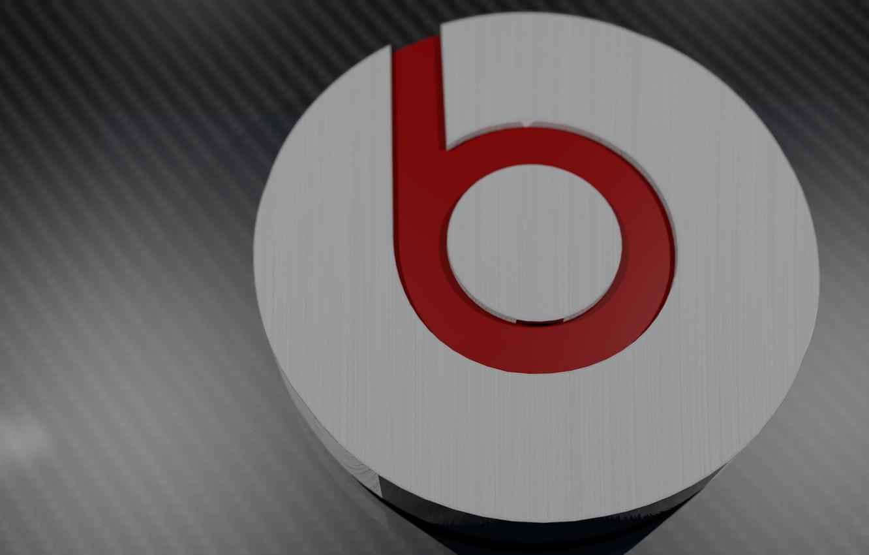 Фото обои логотип, лого, акустика, beats by dr dre, monster beats