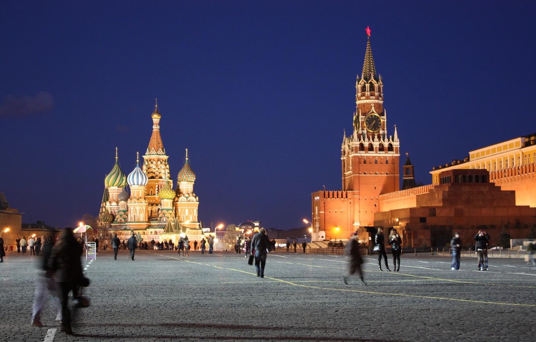 Обои россия, красная площадь. Города foto 16
