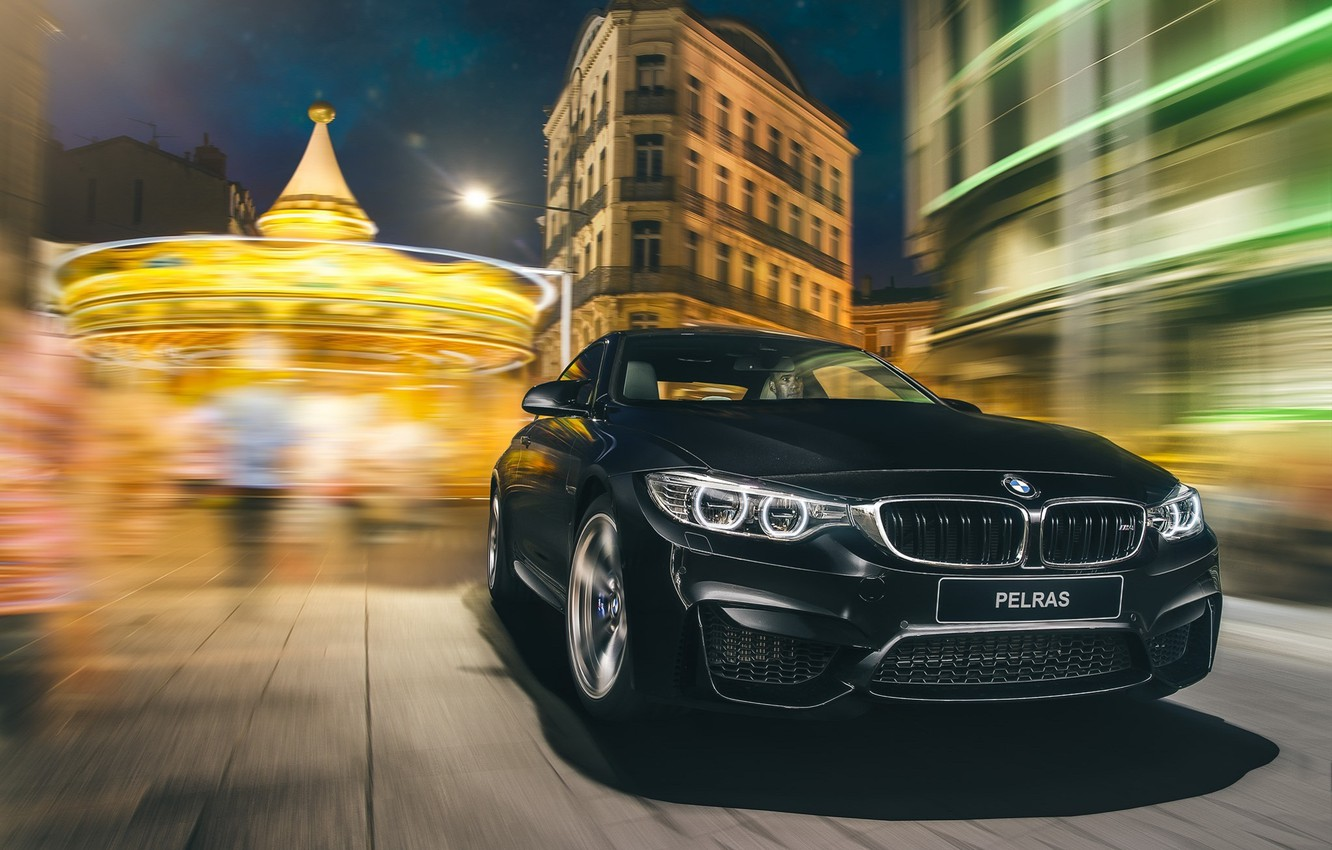 Фото обои BMW, Light, Car, Photoshop, Rig, Automobile, Painting, Virtual, Capitole, Commercial, Tamron, Toulouse, Pelras