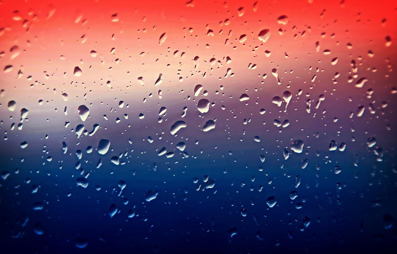 Фото обои стекло, цвета, капли, дождь, photo, photographer, Alessandro Di Cicco