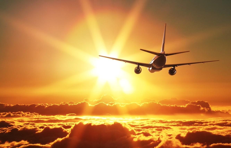 Обои Самолёт, красота, самолеты. Авиация foto 9
