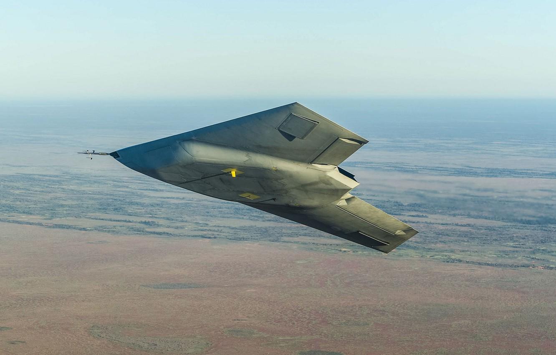 """Фото обои боевой, беспилотный, аппарат, летательный, BAE Systems, """"Taranis"""", (БПЛА)"""