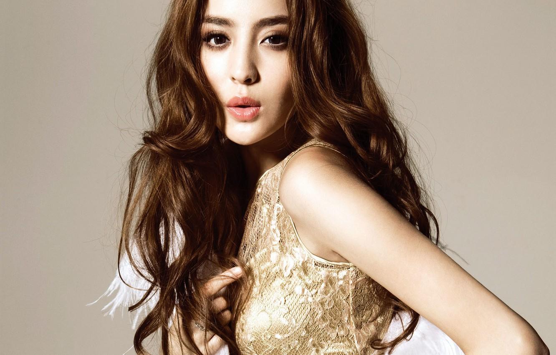 Фото обои Asian, girls, beautiful, Chinese