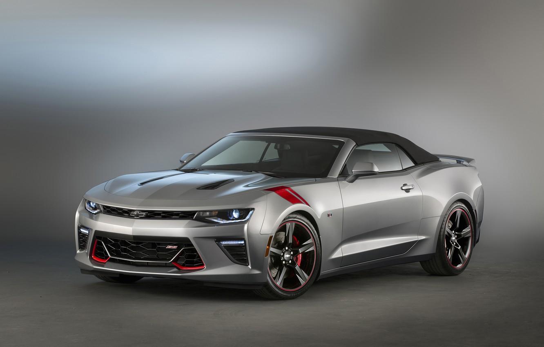 Фото обои Chevrolet, Camaro, шевроле, камаро