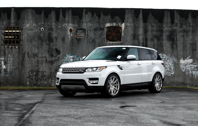Обои внедорожник, 600 supercharged, ares design, range rover. Автомобили foto 12