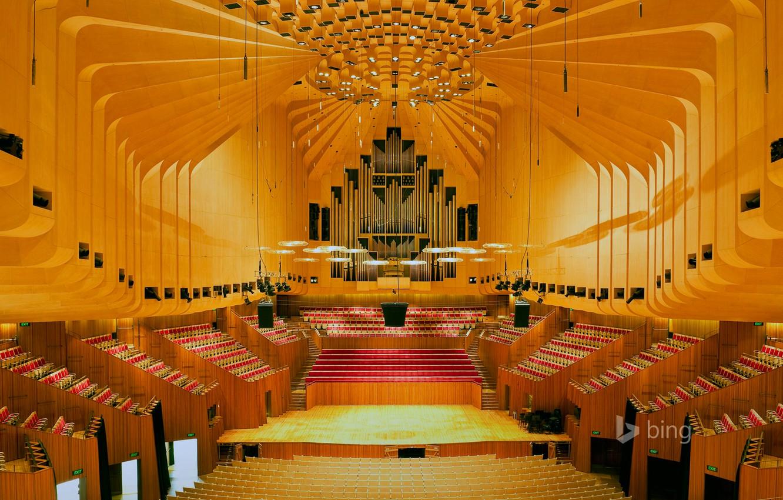 фото самых больших концертных залов этаж данное время