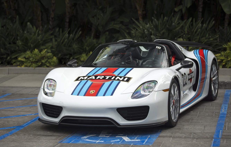 Фото обои Porsche, sportscar, Porsche 918 Spyder
