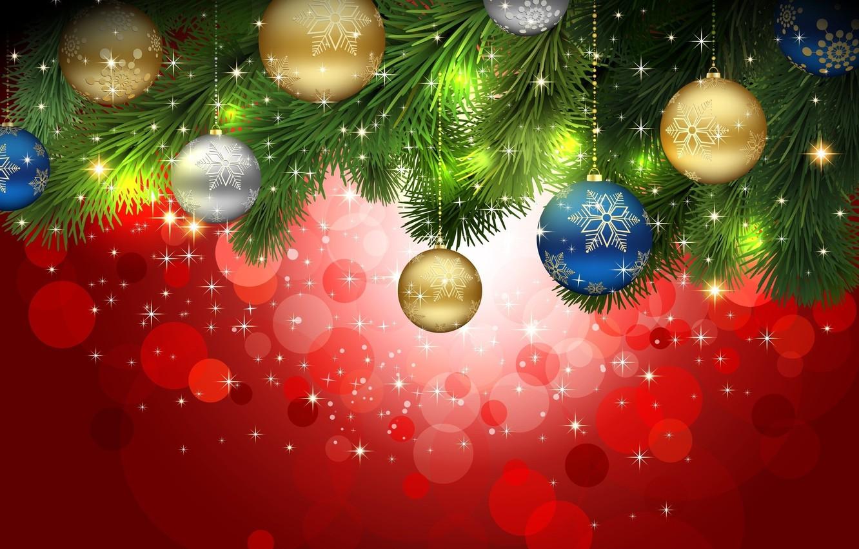 Обои рождество, украшение, шар, шарик. Праздники foto 6