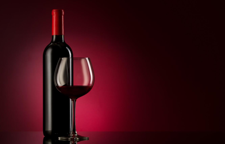 Обои бутылка, стол, бокал, вино, красное. Разное foto 12