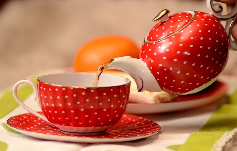 Обои кружка, напиток, ложечка, блюдце, чай. Разное foto 12