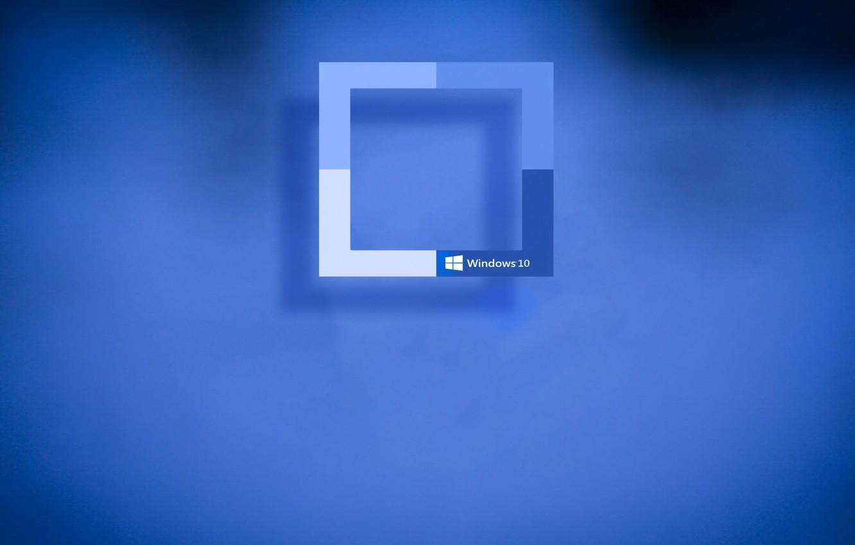 Обои 10, логотип, windows, пуск. Windows foto 16