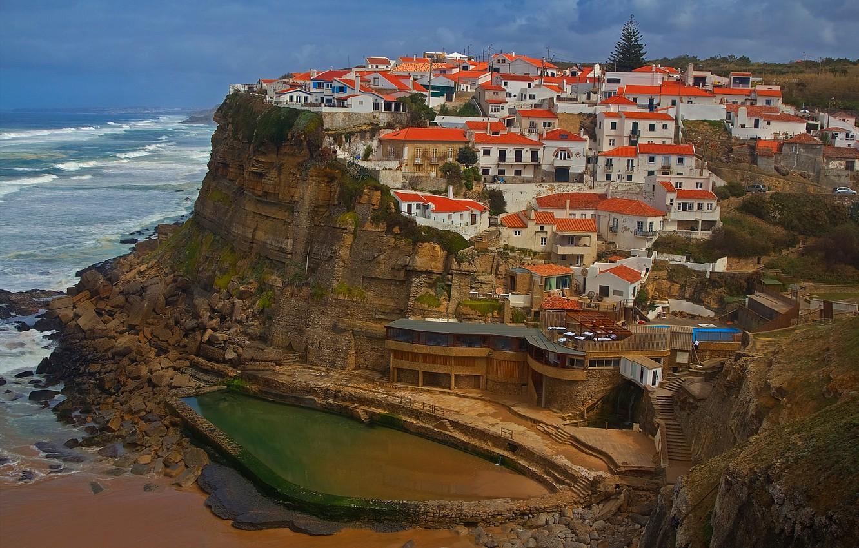 как фото домов в португалии известно, актеры