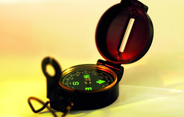 Обои светящимися, темноте, компас, Compass, механизм. Разное foto 6