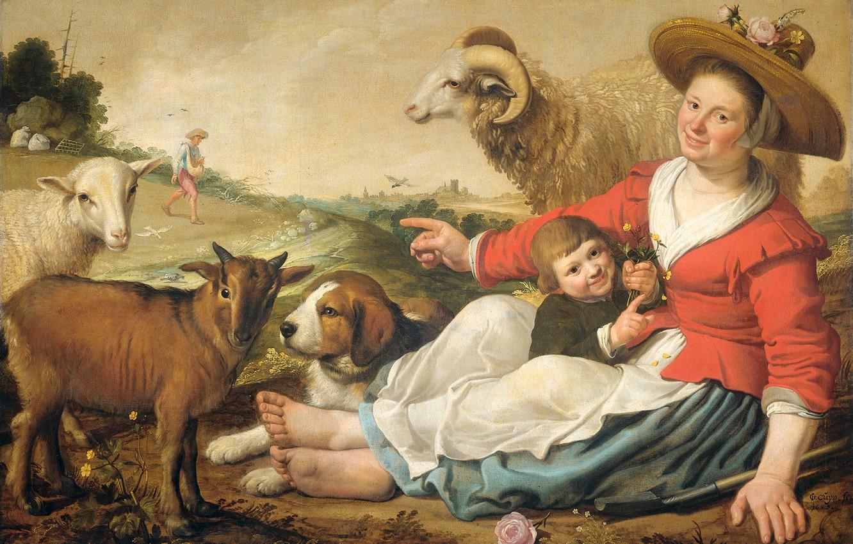 ремонта дома пастушка и овечка картинки всего можно встретить